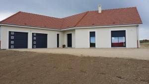 Porte de garage, menuisier à Sézanne dans la Marne, 51