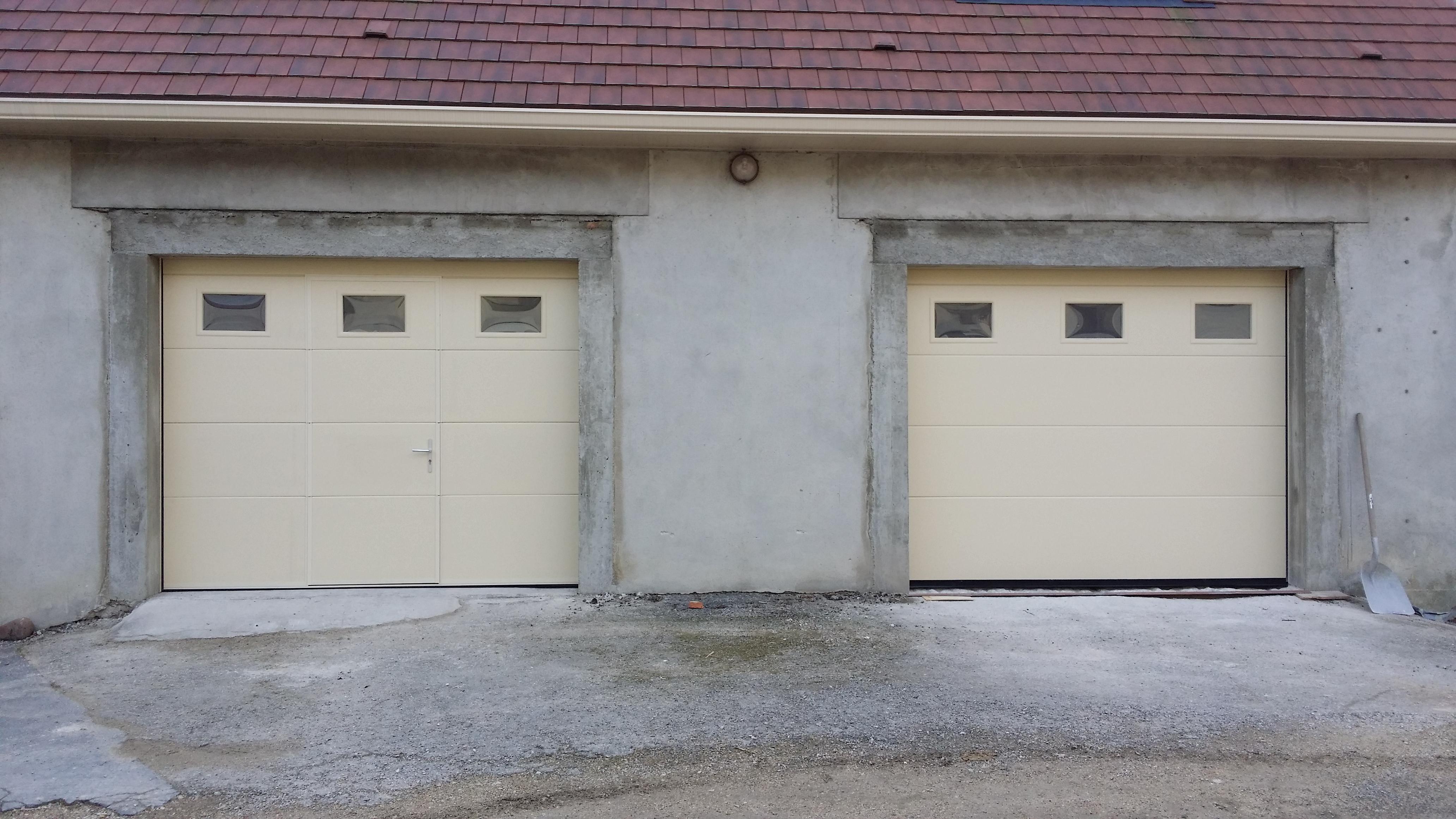 Porte de garage menuiserie lemaire broyes s zanne for Garage lemaire hellemmes