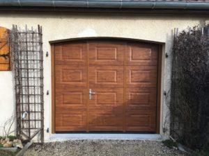 Porte de garage, menuisier à Sézanne