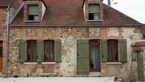 Volet battant, menuiserie Lemaire à Anglure dans la Marne