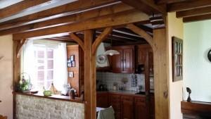 Rénovation poutre, menuisier Broyes, sézanne, Fère Champenoise, Marne