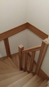 Escalier Marne, menuiserie lemaire, 51