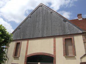Rénovation, bardage, menuiserie Lemaire à Sézanne dans la Marne, 51