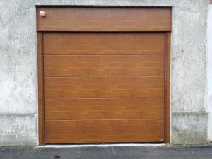 Porte de garage, menuisier à Epernay dans la Marne, 51