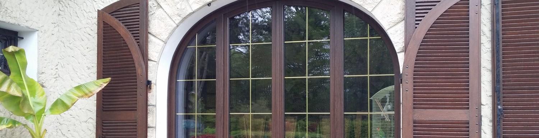 Menuiserie Christophe Lemaire, fenêtre sur mesure à Sézanne dans la Marne, 51